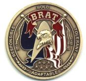Coin of the Military Brat